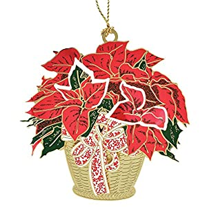 Beacon Design by ChemArt Poinsettia Basket