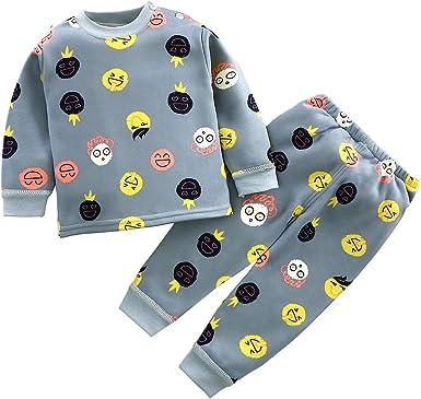 Deylaying Pijamas para bebés Recién Nacidos Niños Ropa de ...