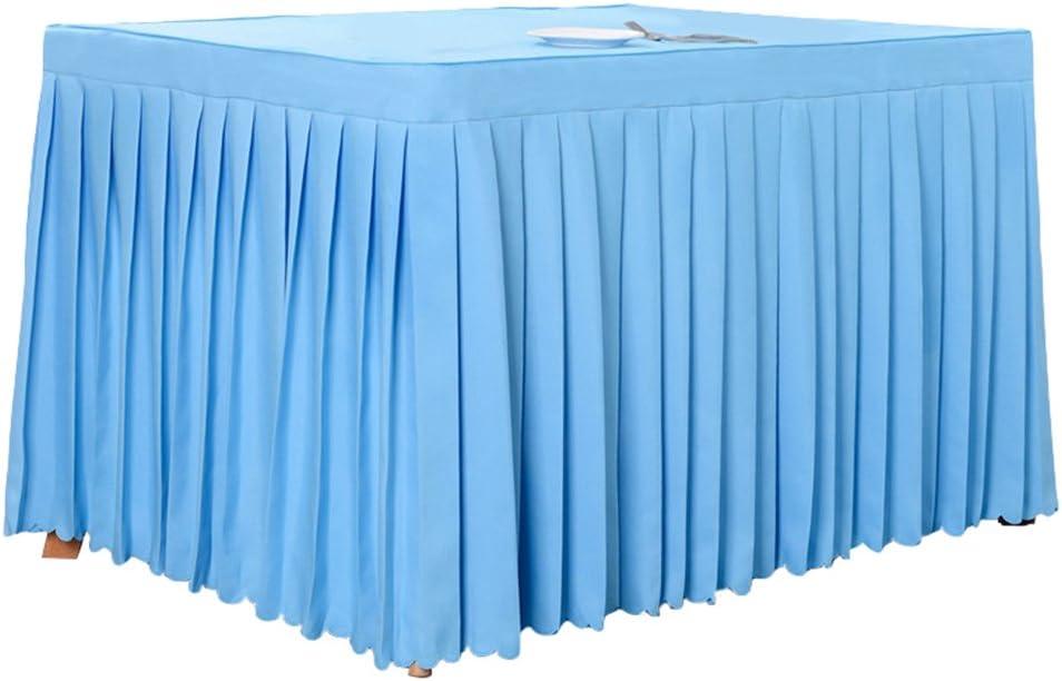 Anguang Faldones de mesa para fiestas, diseño de celebración ...