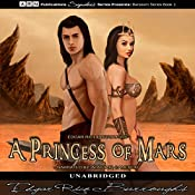 A Princess of Mars: Barsoom Series, Book 1 | Edgar Rice Burroughs