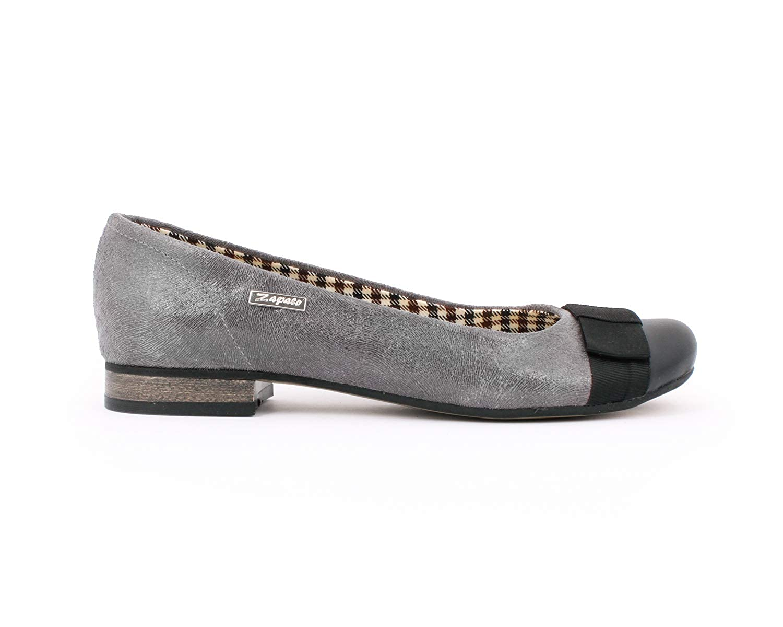 Zapato 007 Damen Ballett Ballett Ballett Grau - grau - Größe  38 67f196