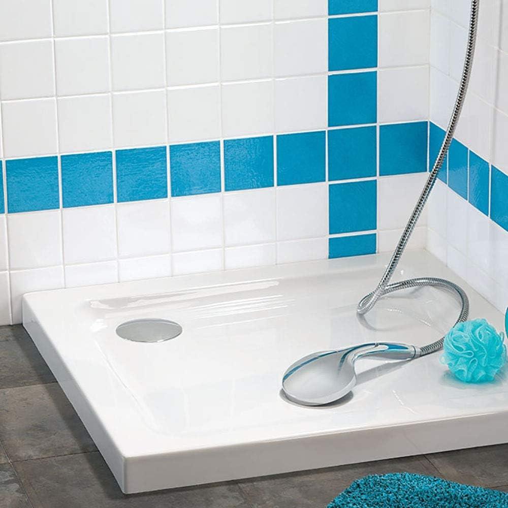 Wirquin 30720138 – Desagüe de ducha extra-plate D90: Amazon.es: Bricolaje y herramientas