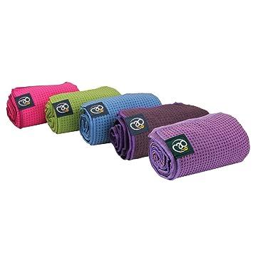 Yoga-mad Grip Dot - Colchoneta de Yoga, Color Rosa, Talla N ...