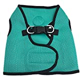 Pet Cuisine Easy to Wear Soft Dog Harness Puppy Walking Harness Comfortable Training Chest Vest for Small/Medium/Large Dogs Cats