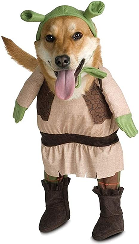 Amazon Com Shrek Dog Pet Costume Small Pet Costumes Pet Supplies