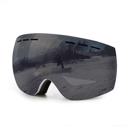 845e8935565 Amazon.com   Ubeone Ski Goggles