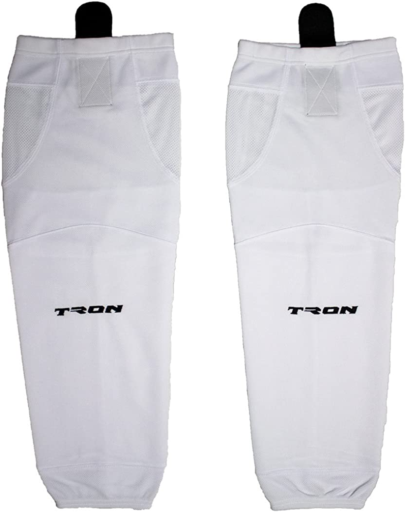 Orange - 28 Inch TronX SK100 Dry Fit Ice Hockey Socks