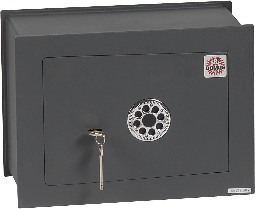 Domus DC/4 - Caja fuerte empotrable, 10 Mm: Amazon.es: Bricolaje y herramientas