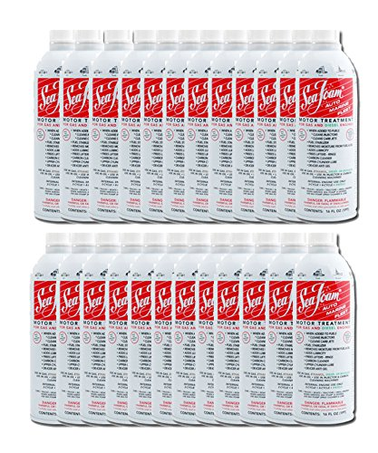 Sea Foam SF-16-Case Motor Treatment, 384 fl. oz, 24 Pack by Sea Foam