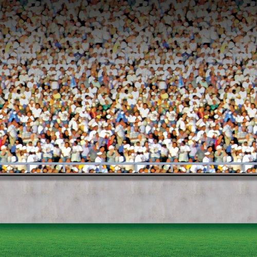 Beistle Stadium Backdrop 4 Feet 30 Feet