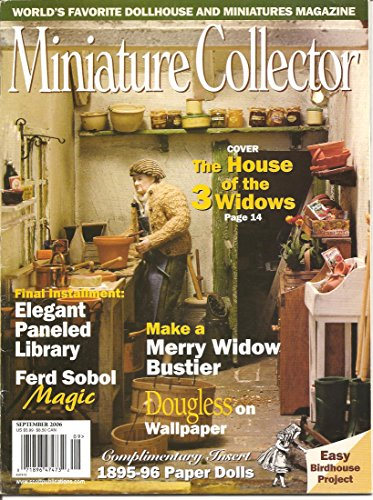 Miniature Collector Magazine - Miniature Collector Magazine Volume 29 #5, Issue 204 (September 2006)