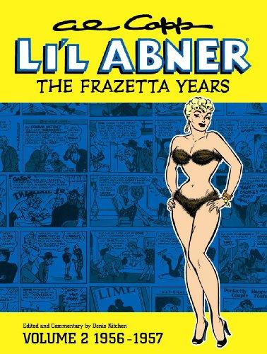 lil abner comic book - 7