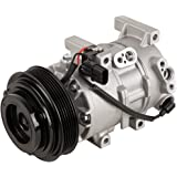 AC Compressor & A/C Clutch For Hyundai Accent & Kia Rio 2012 2013 2014