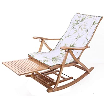 Amazon.com: LIXIONG Outdoor Garden Relax Rocking Chair ...