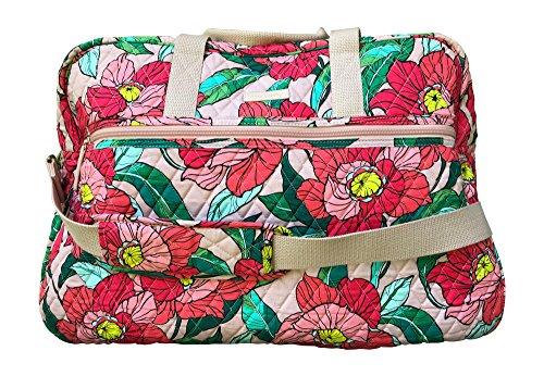 Vera Bradley Grand Traveler Bag, Vintage Floral -