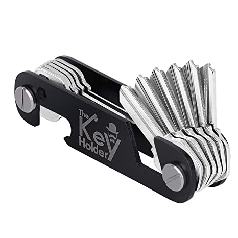 Amazon.com: Organizador de llaves compacto, soporte para ...