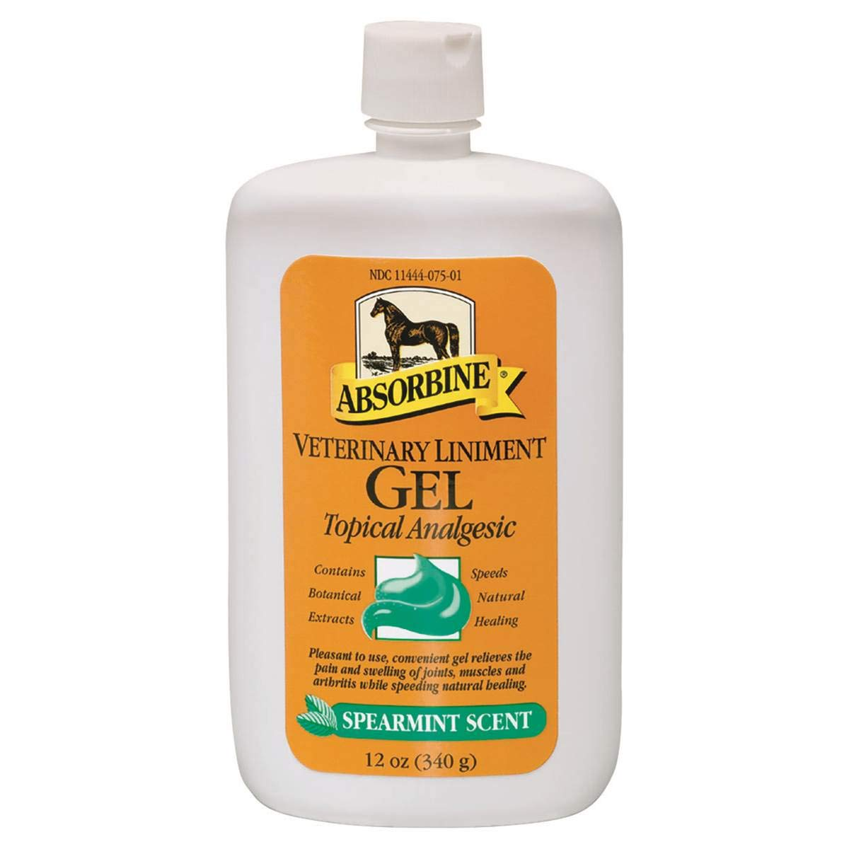 Absorbine Liniment Gel (12 oz) (4 Pack) by  (Image #1)