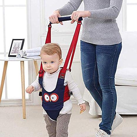 025403780 Felly Arnés de Seguridad para Caminar Ajustable Arnés de Bebe a Pie de  Caminado Aprendizaje Chaleco