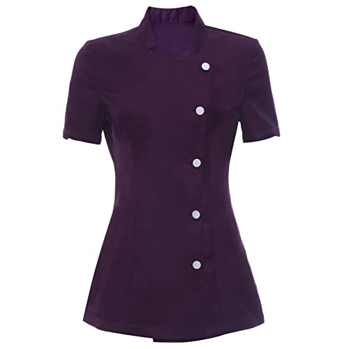 Tunic salon wear for Spa uniform tops
