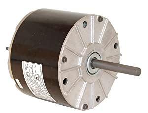 A.O. Smith OYK1028 1/4 HP, 850 RPM, 1 Speed, 48 Frame, CWLE Rotation, 1/2-Inch by 3-1/8-Inch Flat Shaft OEM Direct Replacement