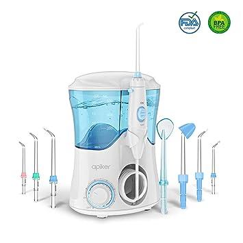 600ml Apiker Oral Munddusche Elektrisch Professioneller Water Flosser Health & Beauty
