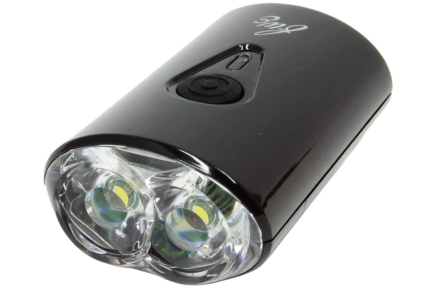FWE 80 Lumen USB Re-chargeable LED Front Light From Evans Cycles