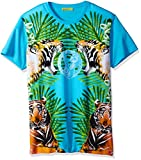 Versace Jeans Men's Printed Graphic T-Shirt