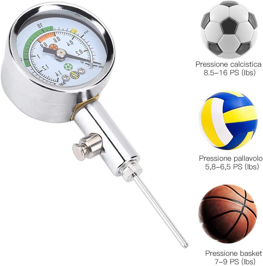 Medidor de Presión de Bola, Mini Medidor de Presión de Aire ...