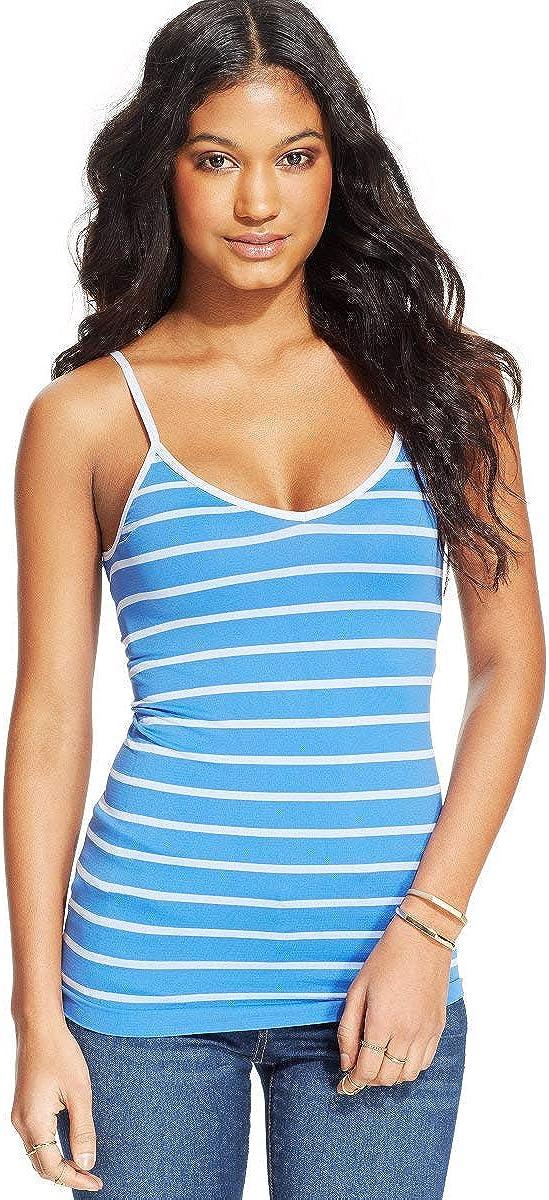 Energie Juniors Reversible Camisole Blue Stripe