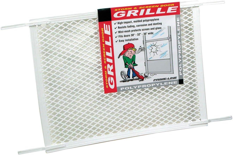 PRIME-LINE, White PL15517 Bulk Door Grille, 30