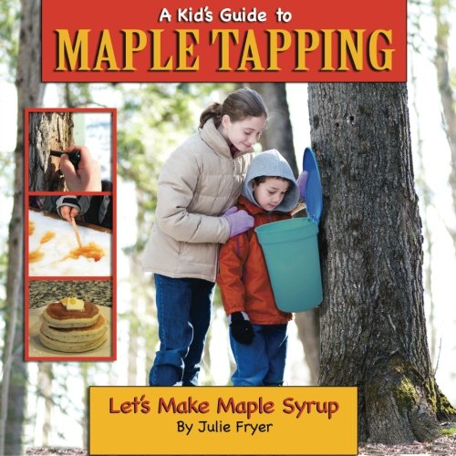 Kids Guide Maple Tapping Syrup product image