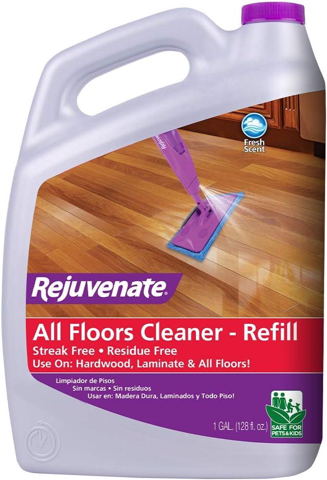 Rejuvenate Floor Cleaner-best cleaner for laminate floors