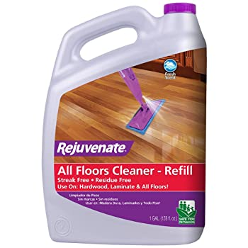 Rejuvenate High-Performance Wood Cleaner
