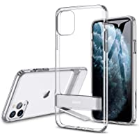 ESR Case Compatible with iPhone 11 Pro Max, Case Cover with Vertical and Horizontal Metal Stand, Reinforced Drop…