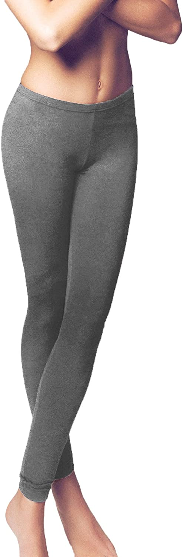 JADEA leggings donna art 4192 cotone elasticizzato