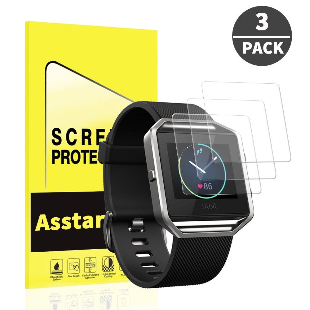 Vidrio Protector para Fitbit Blaze x3 ASSTAR -789D4N9N