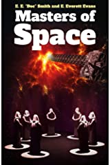 Masters of Space (Illustrated) Kindle Edition