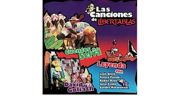 Las Canciones De Libertablas by Daniel C. Garcia on Amazon ...