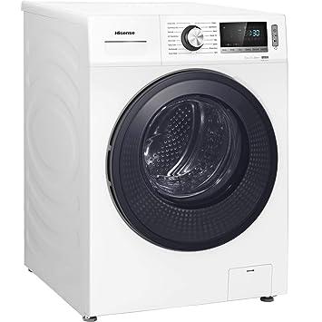 Hisense WDBL1014V lavadora Carga frontal Independiente Negro ...