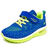 JARLIF Kids Athletic Tennis Running Shoes