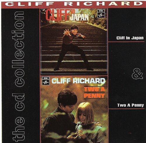 Cliff Live in Japan/Two a Penny                                                                                                                                                                                                                                                    <span class=