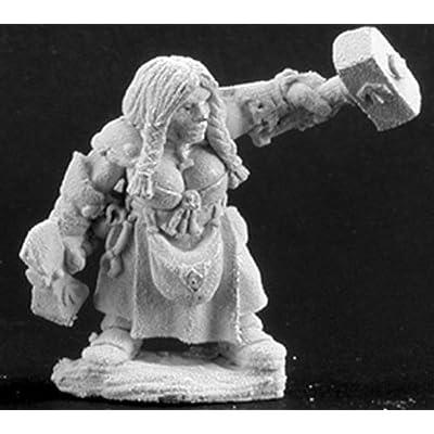 Magda Mintsilver, Female Dwarf 02978: Toys & Games