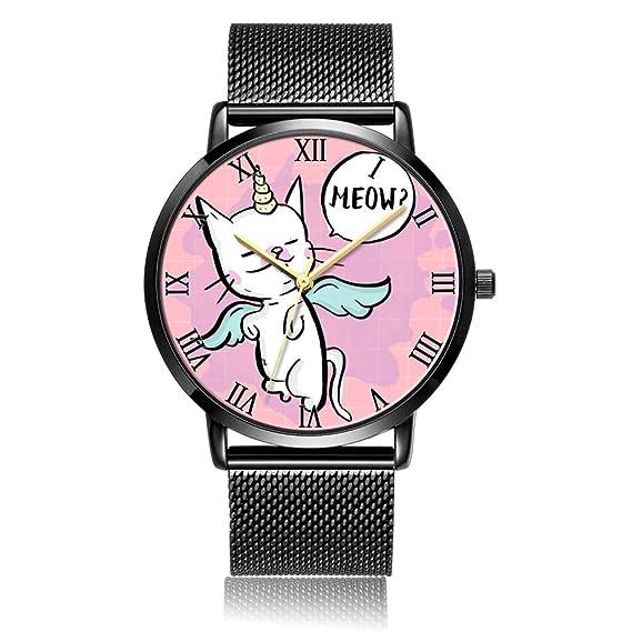 Amazon.com: Reloj de pulsera personalizable con diseño de ...