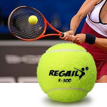 Explopur Pelotas de Tenis - Paquete de 12 Pelotas de Tenis Sin ...