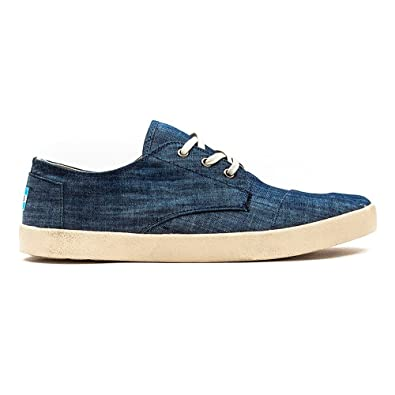 Toms Men's Paseo Light Blue Chambray ...