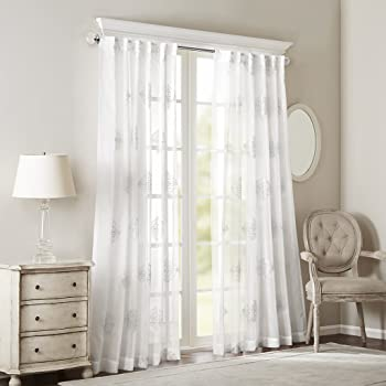 Amazon Com Bombay Garrison 84 Inch Grommet Window Curtain