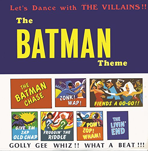 Dance With the Villains: the Batman Theme at Gotham City Store