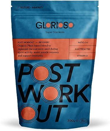 Post Entreno Recovery Bio - Bebida para recuperación muscular ...