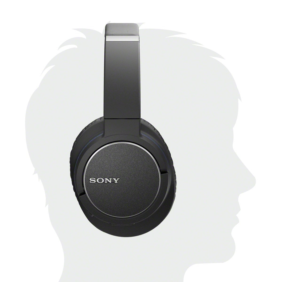 Amazon.com: Sony Mdr-Zx770Bn Wireless And Noise Cancelling Headphones - Blue: Home Audio & Theater