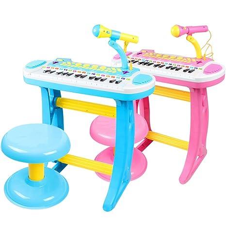 53ddd58b7e444  ノーブランド品 (BaQi Trade)子供 女の子 男の子 おもちゃ キッズ 電子ピアノ